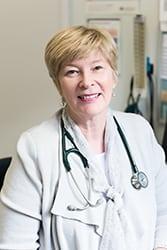 Dr Margaret Dawson